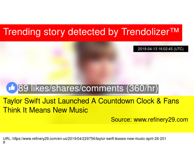 Countdown Timer With Music