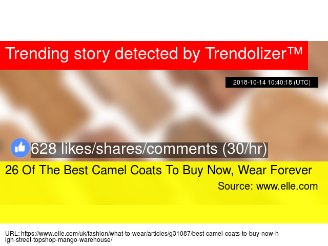 cea07d407f5 26 Of The Best Camel Coats To Buy Now